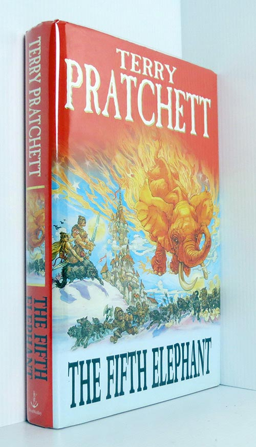 Image for The Fifth Elephant: (Discworld Novel 24) (Signed)