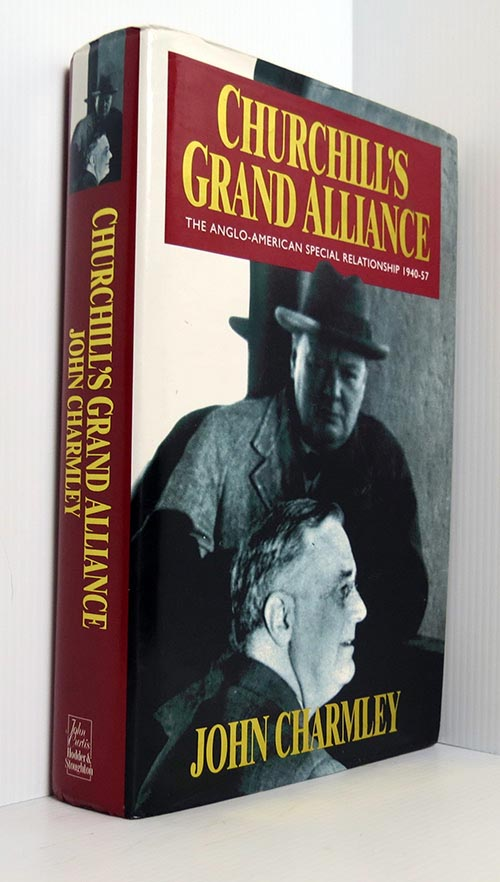 Image for Churchill's Grand Alliance : The Anglo-American Special Relationship, 1940-57