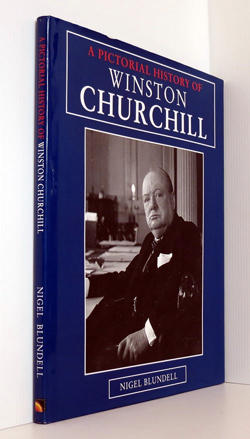 Image for A Pictorial History of Winston Churchill