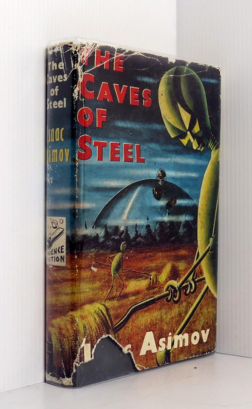 The Caves of Steel (Robot) download pdf