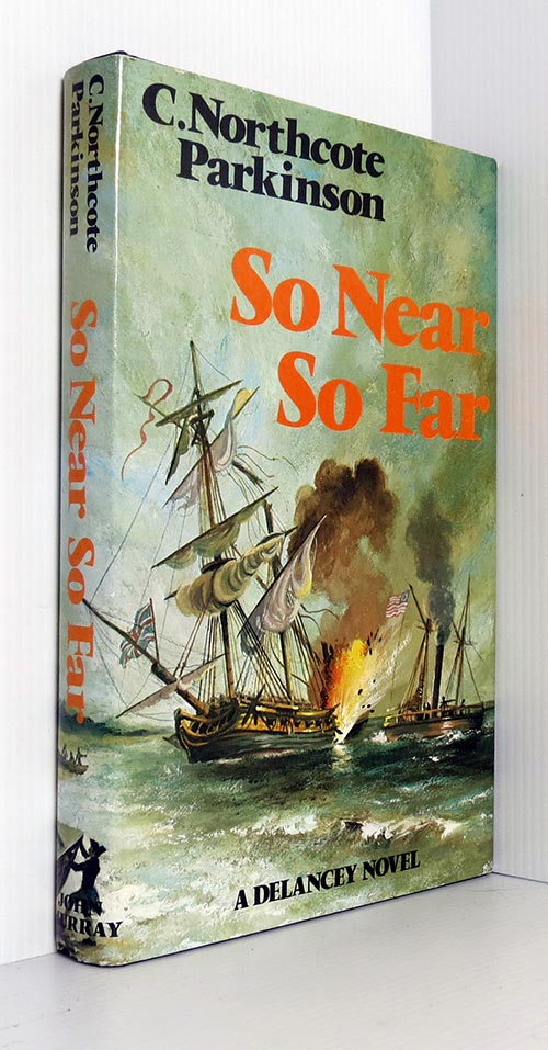 Image for So Near So Far (5th Richard Delancey Novel)