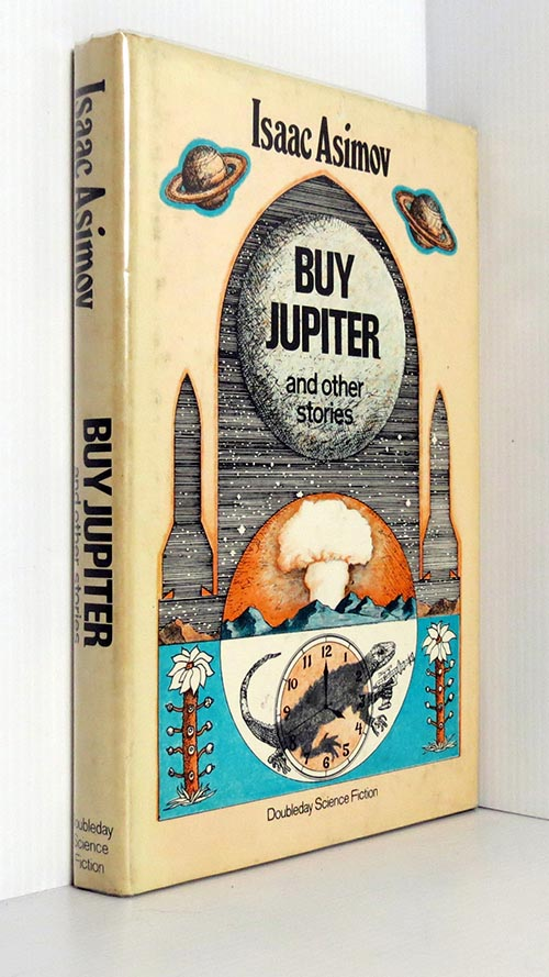 Image for Buy Jupiter, and Other Stories