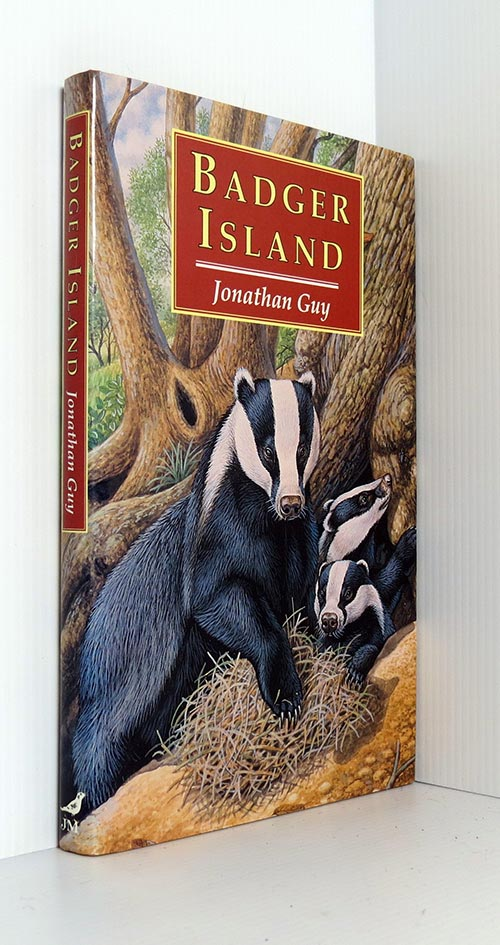 Image for Badger Island (Signed)