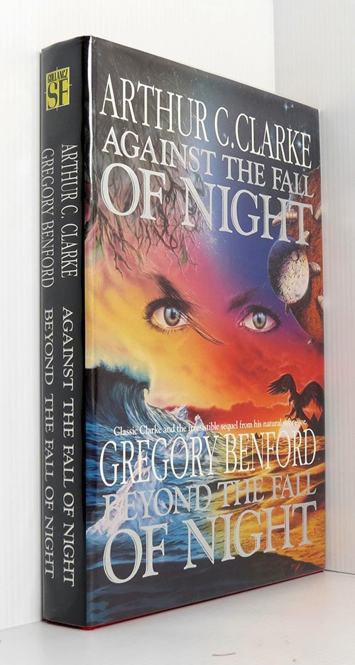 Image for Against the Fall of Night, Beyond the Fall of Night