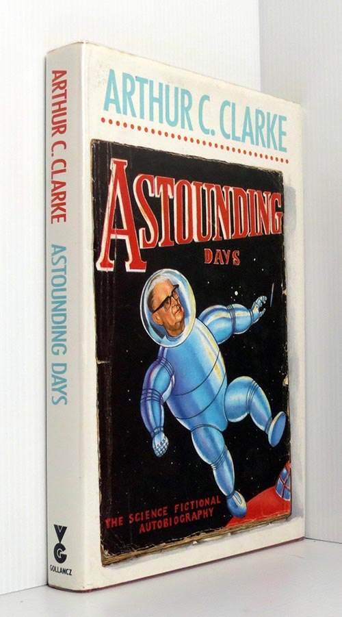 Image for Astounding Days