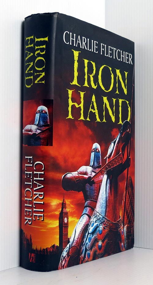 Image for Iron Hand (Stoneheart book 2)