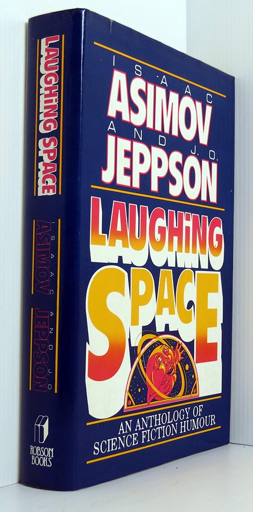 Image for Laughing Space: Anthology of Science Fiction Humour