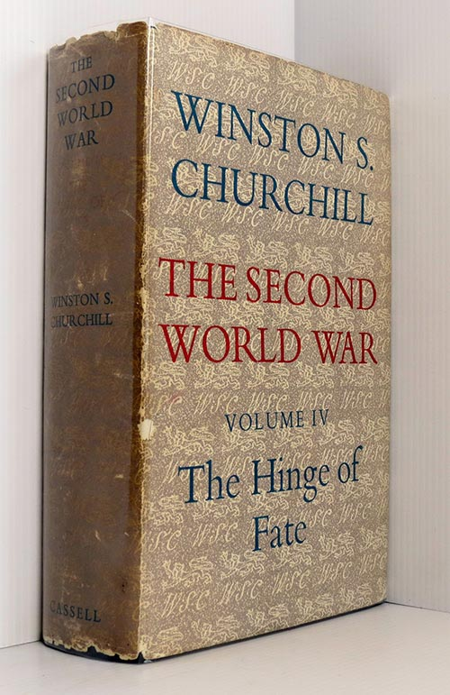 Image for The Second World War: The Hinge of Fate Volume IV