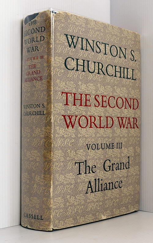Image for The Second World War: The Grand Alliance  Volume III