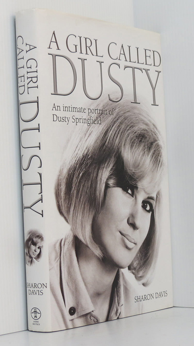 Image for A Girl Called Dusty