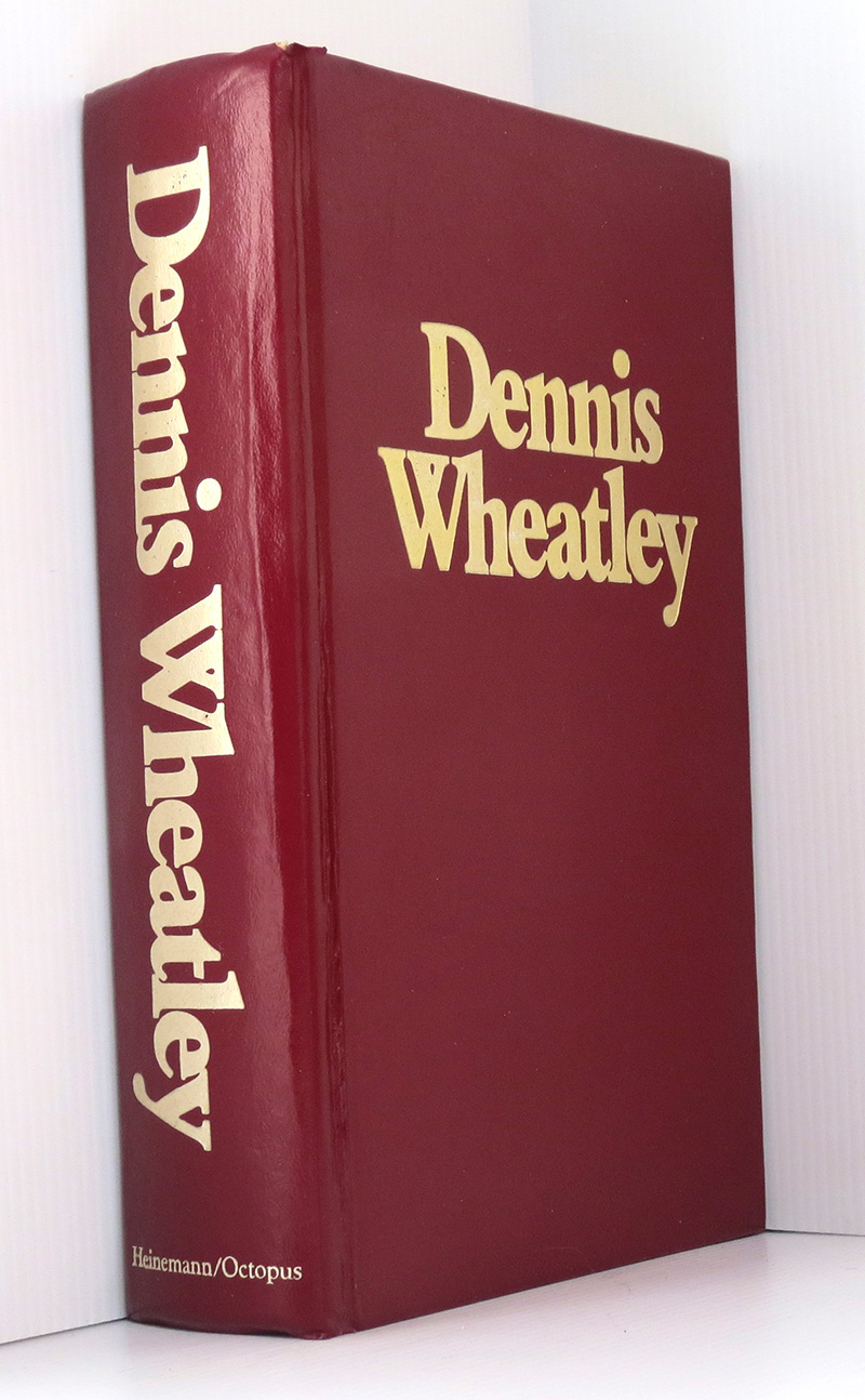 Image for Dennis Wheatley Selected Works:  The Devil Rides Out; The Haunting of Toby Jugg; Gateway to Hell; To the Devil - A Daughter