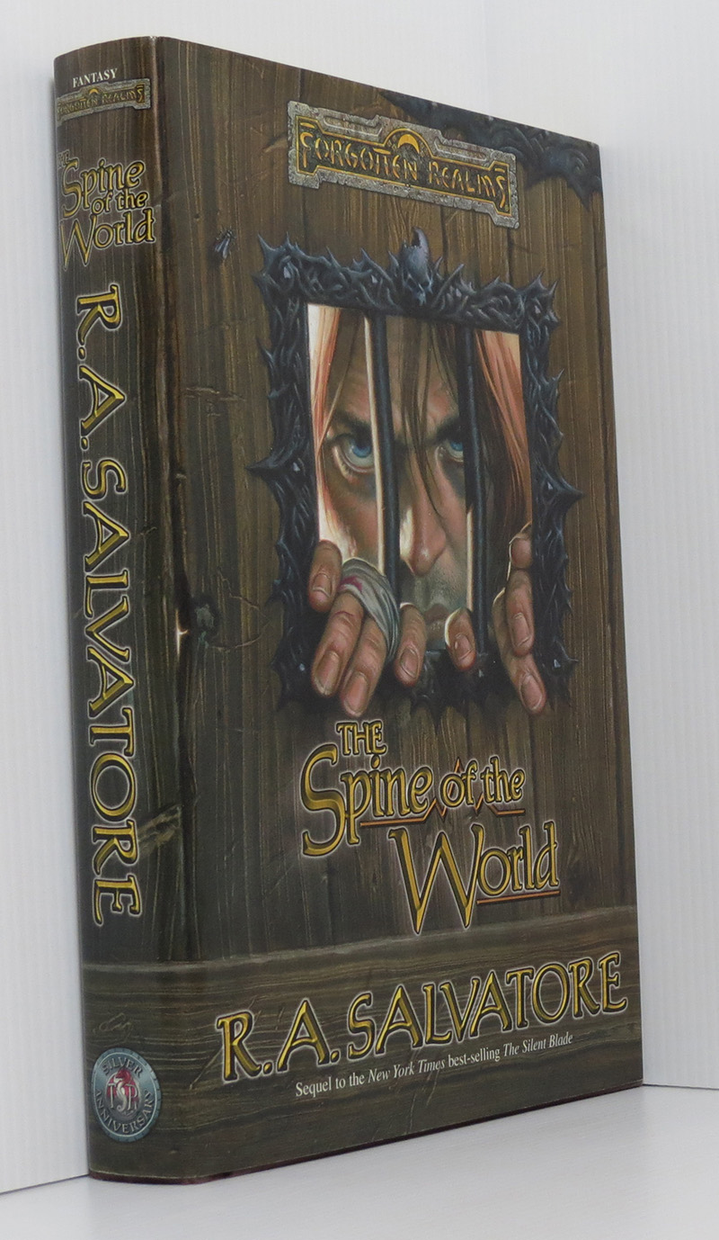 Image for The Spine of the World (Forgotten Realms)