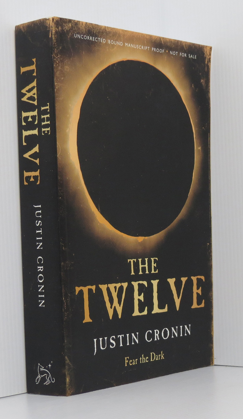 Image for The Twelve (Uncorrected Proof)