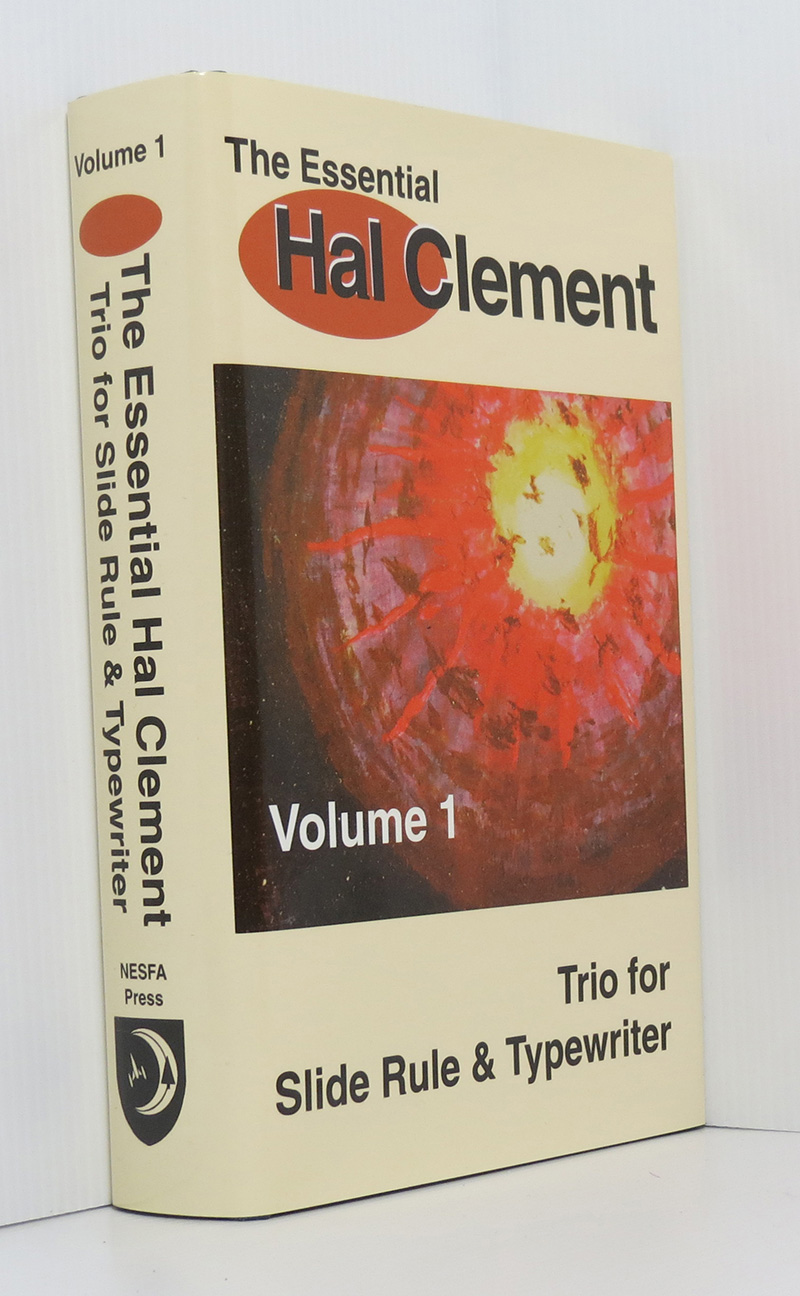 Image for The Essential Hal Clement Volume 1: Trio for Slide Rule & Typewriter