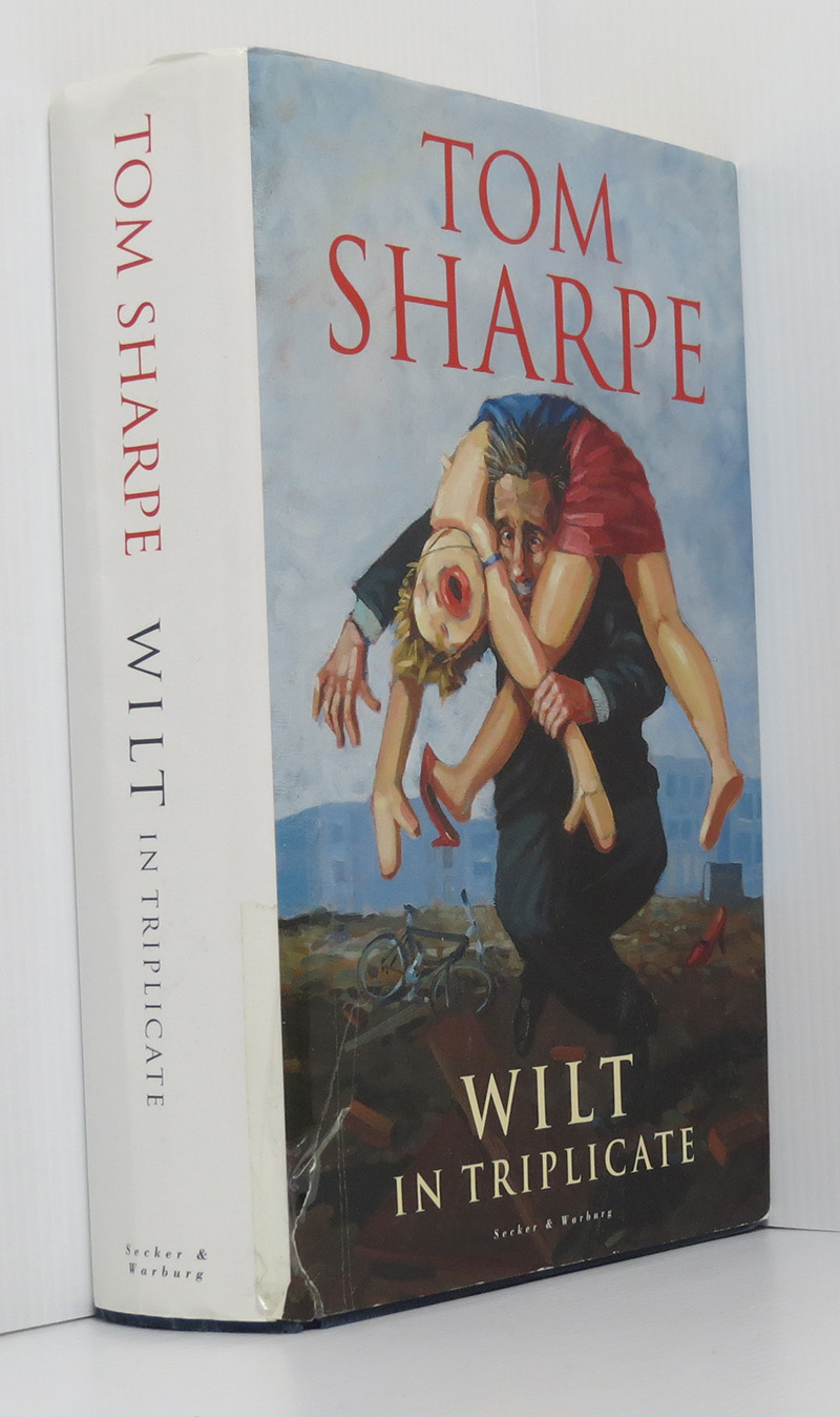 Image for Wilt in Triplicate:  Omnibus containing Wilt; The Wilt Alternative; Wilt on High