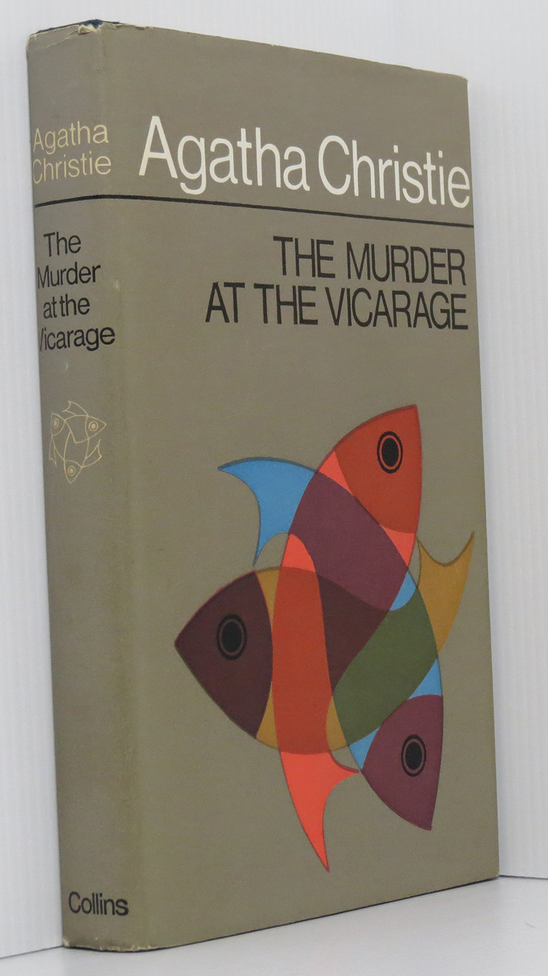 Image for The Murder at the Vicarage
