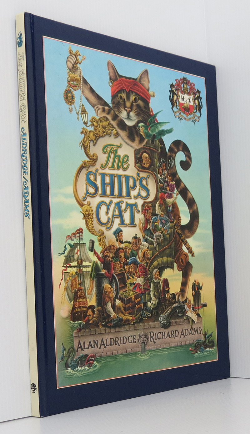 Image for The Ship's Cat (with Promotional poster)