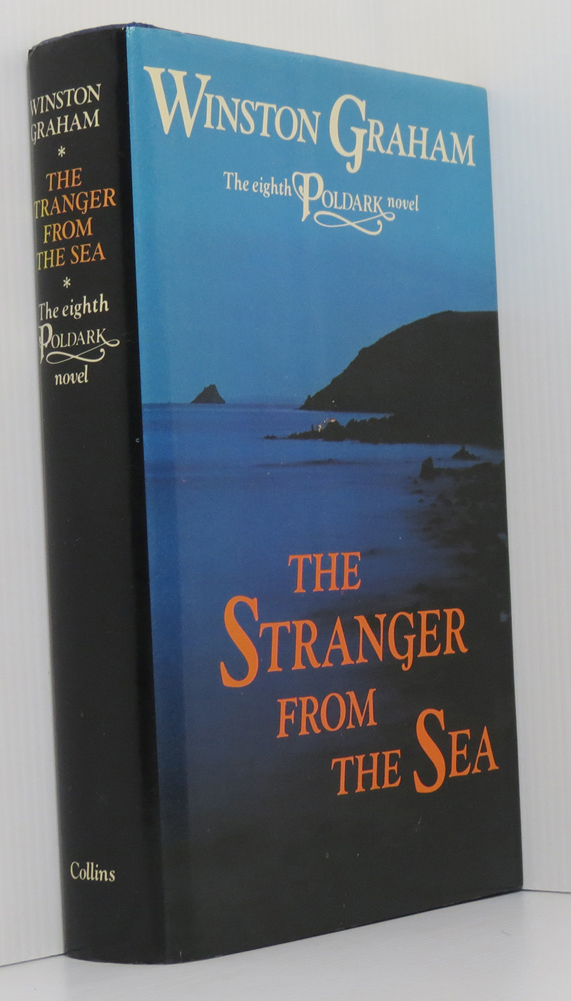 Image for The Stranger from the Sea (8th Poldark Novel)