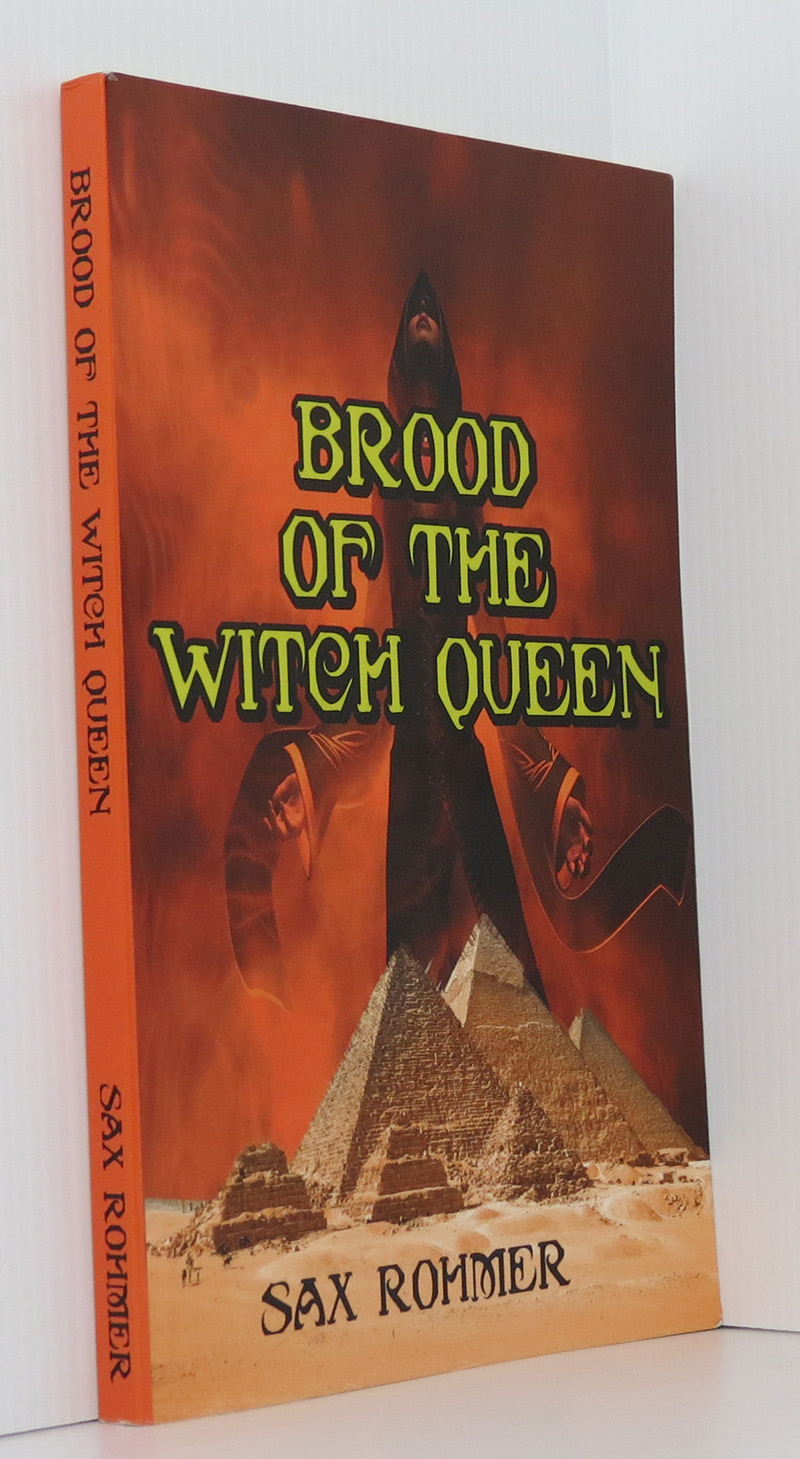 Image for Brood of the Witch Queen: Often Called the Scariest Book Ever Written (Timeless Classic Books)