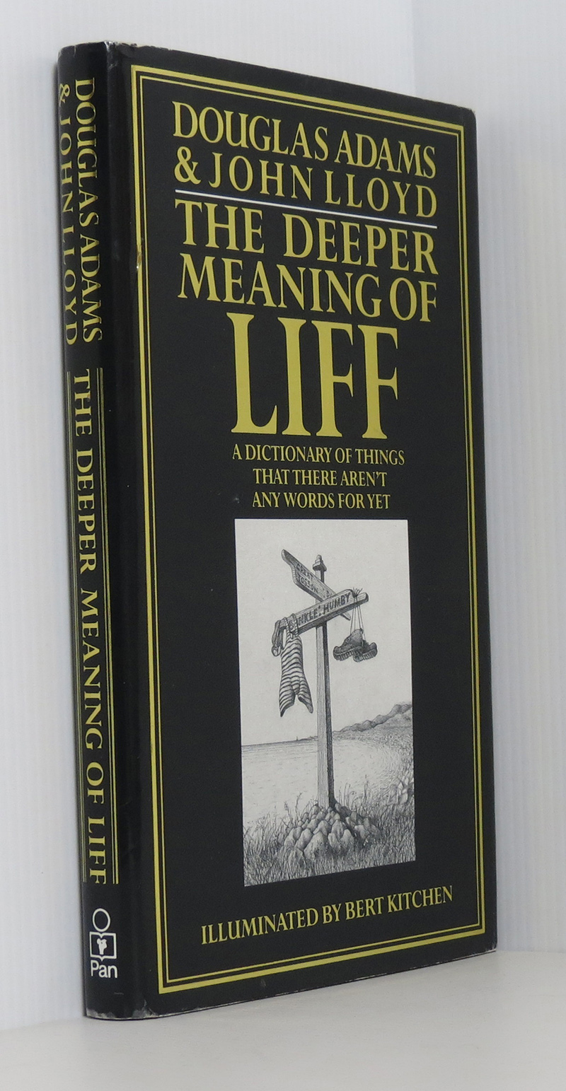 Image for The Deeper Meaning of Liff
