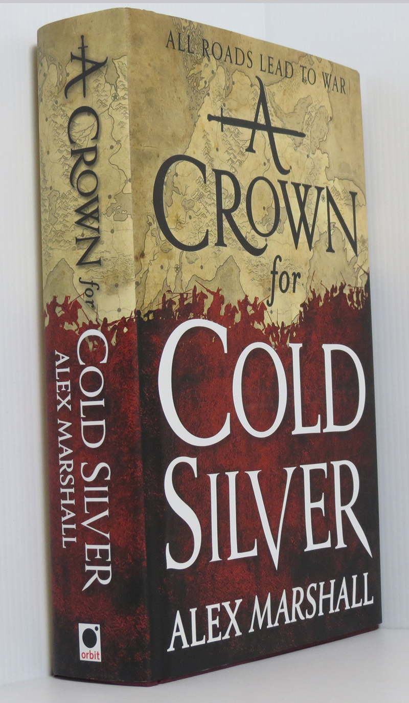 Image for A Crown for Cold Silver