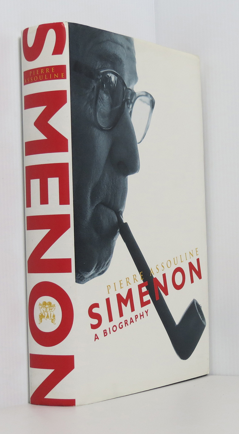 Image for Simenon: A Biography