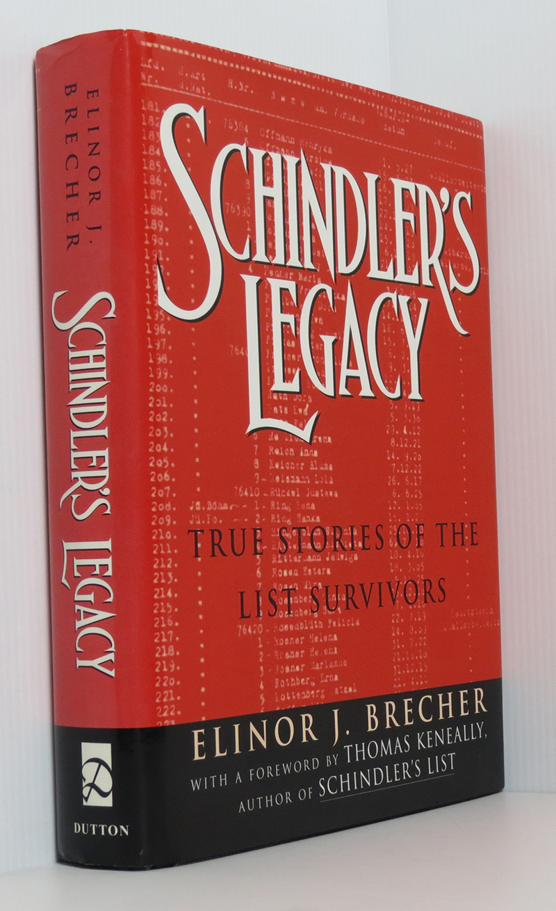 Image for Schindler's Legacy: True Stories of the List Survivors