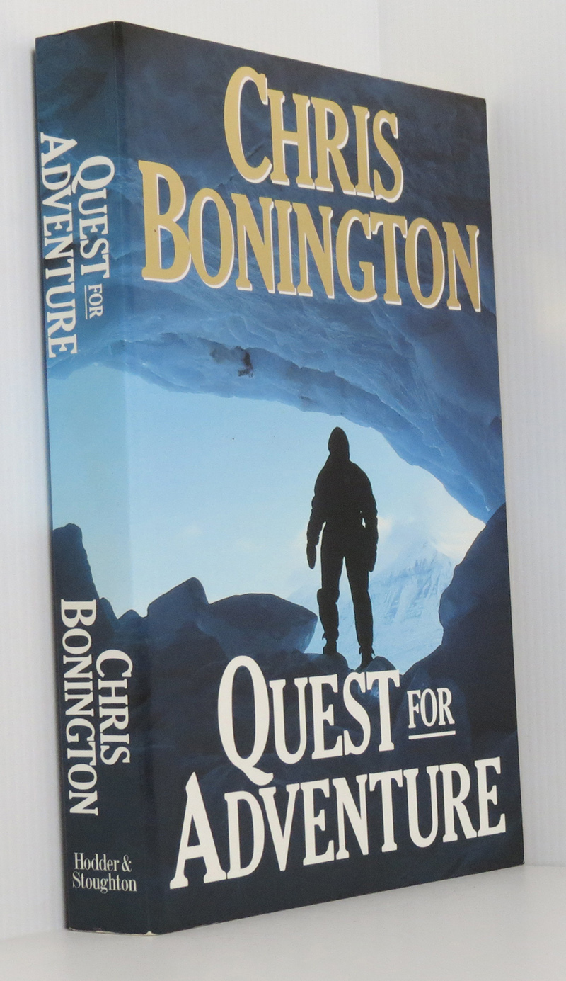 Image for Quest for Adventure (signed)