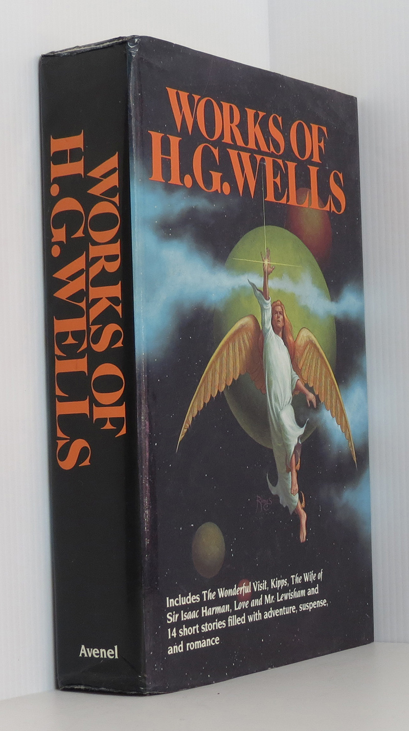 Image for Works of H. G. Wells