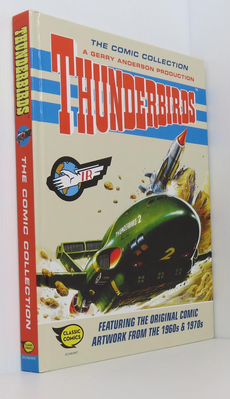 Image for Thunderbirds: The Comic Collection