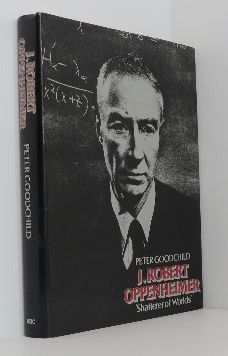 Image for J. Robert Oppenheimer 'Shatterer of Worlds'