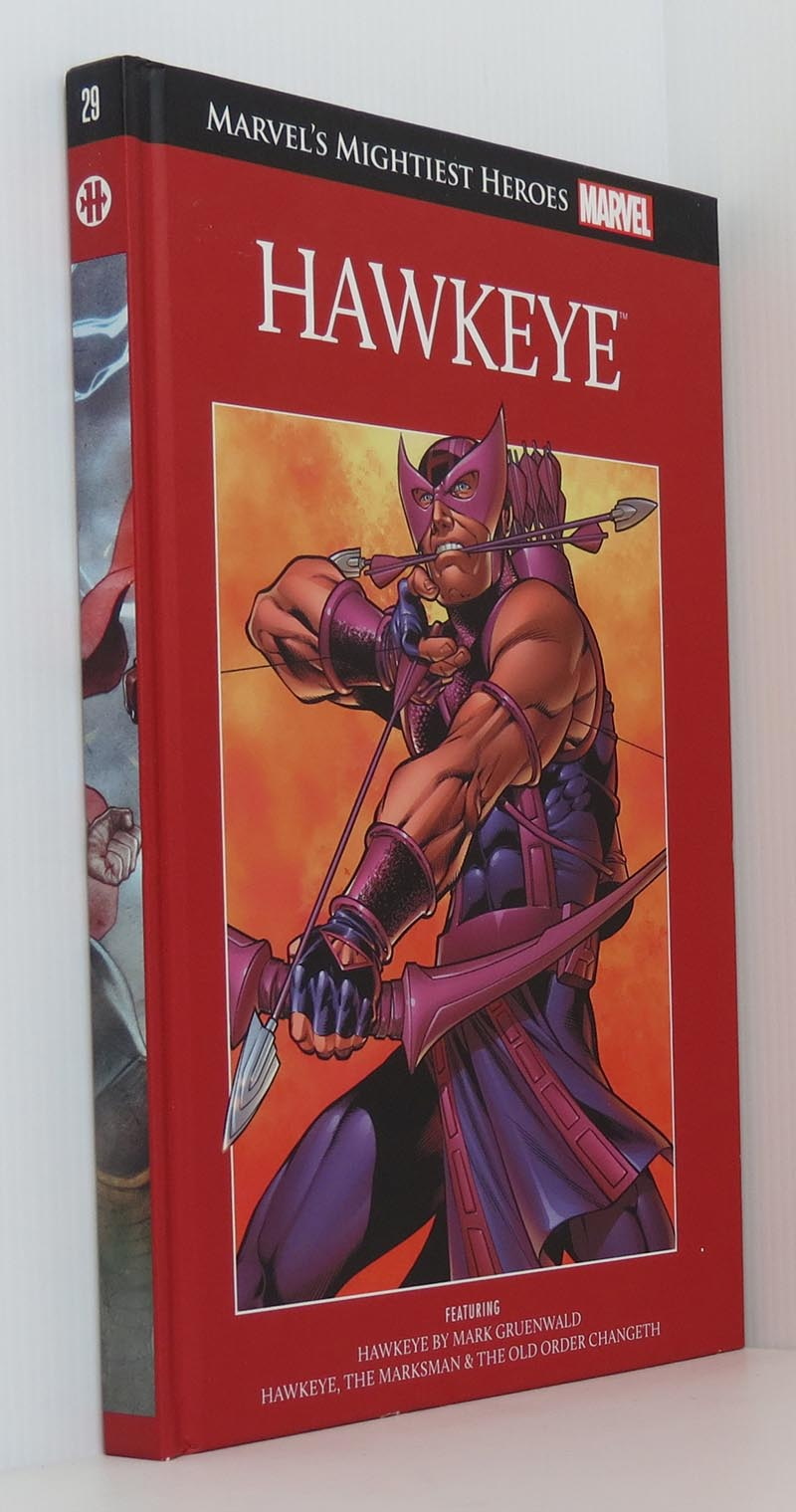 Image for Hawkeye Marvels Mightiest Heroes Collection No.29