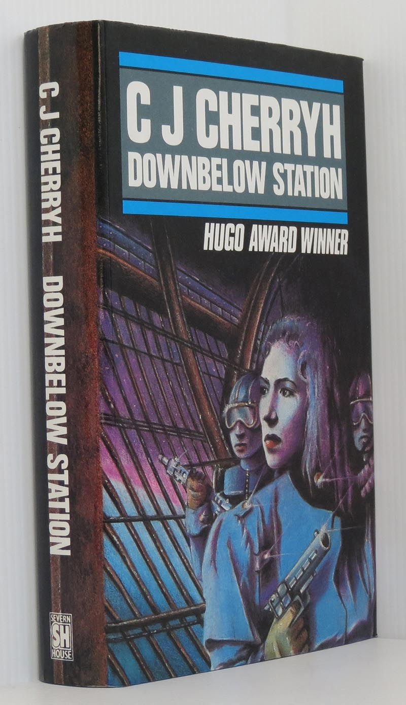Image for Downbelow Station (Signed)