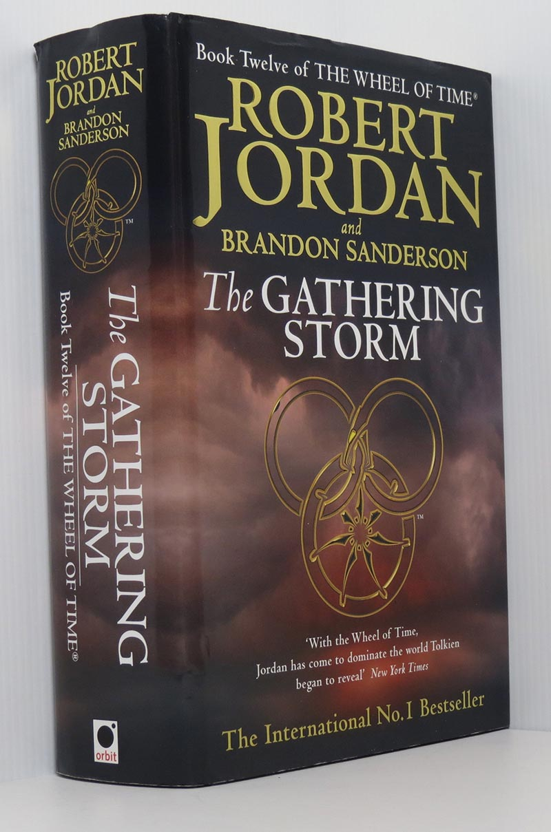 The Gathering Storm Wheel Of Time Book 12