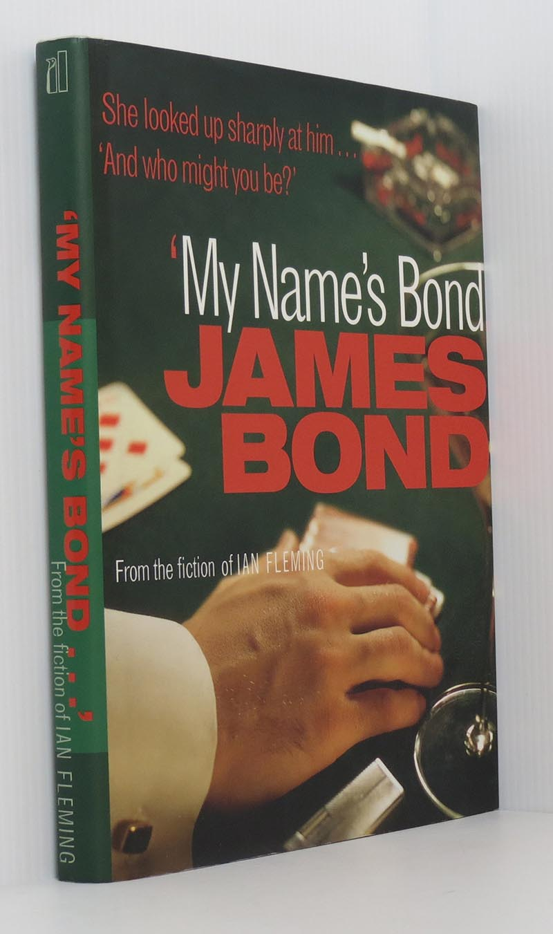 Image for My Name's Bond - An Anthology from the Fiction of Ian Fleming