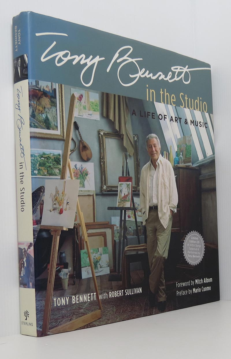 Image for Tony Bennett in the Studio: A Life of Art & Music