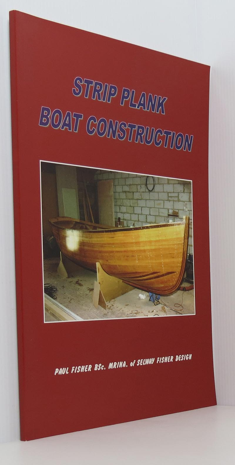 Image for Strip Plank Boat Construction