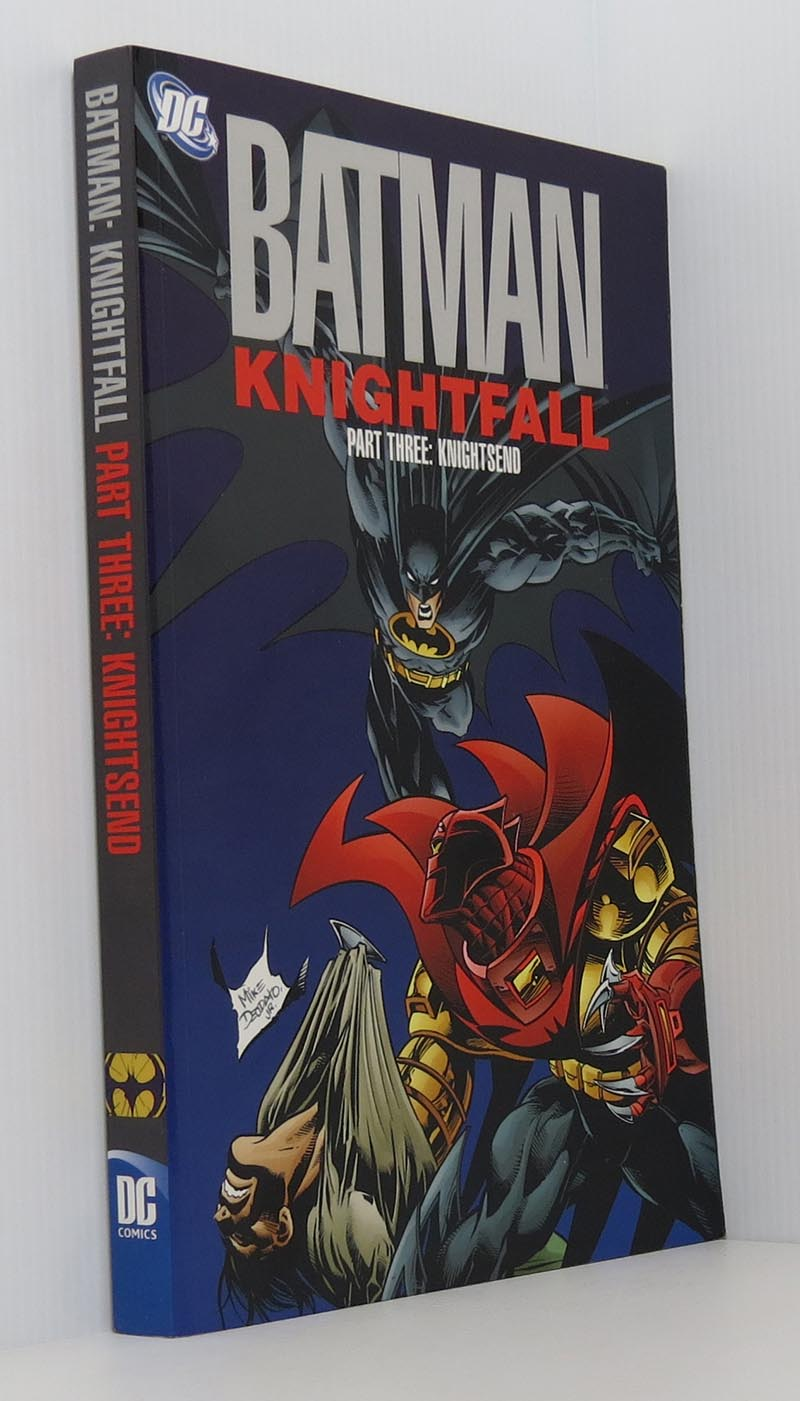 Image for Batman: Knightfall - Part Three: KnightsEnd