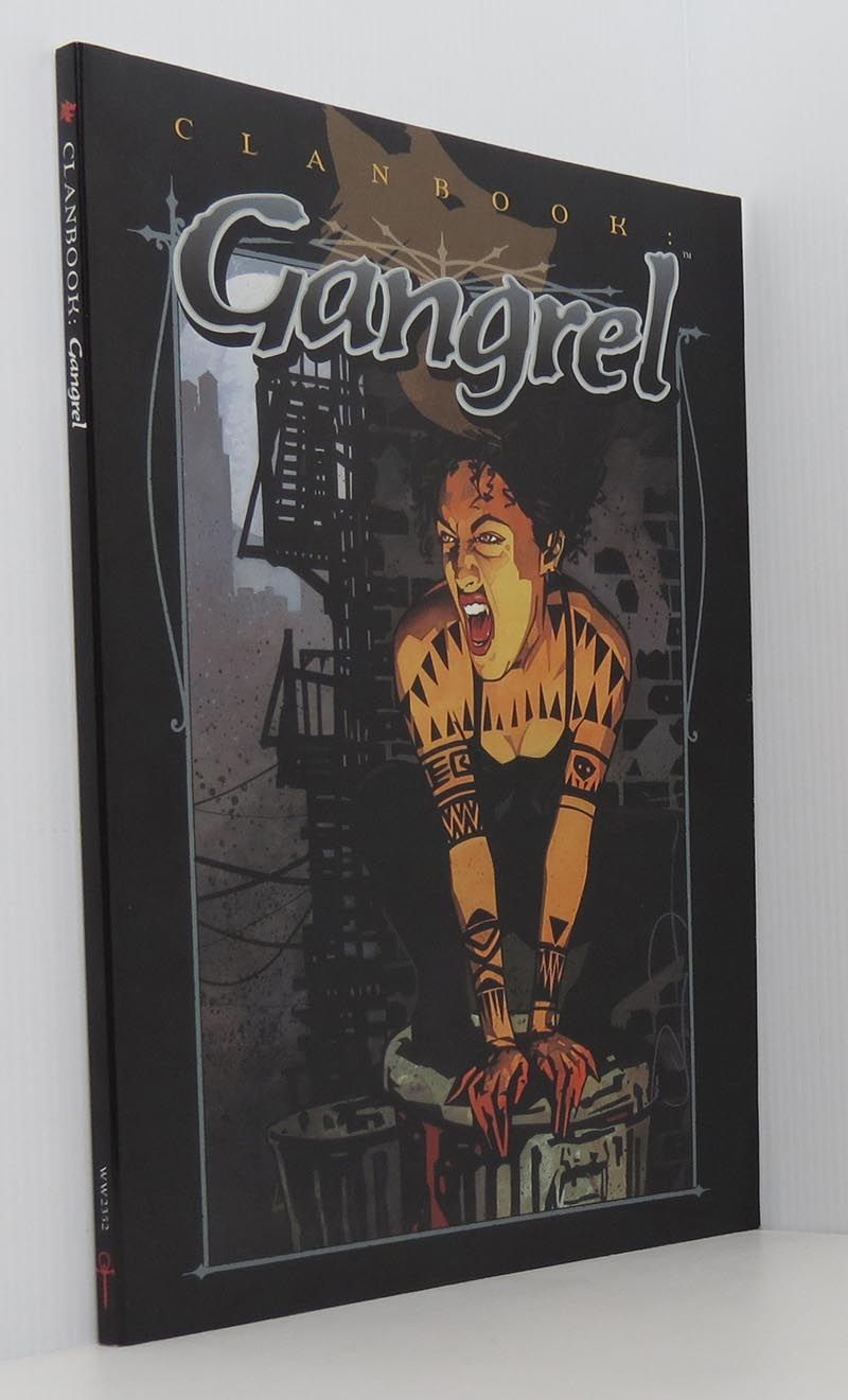 Image for Clanbook: Gangrel (Vampire: The Masquerade)