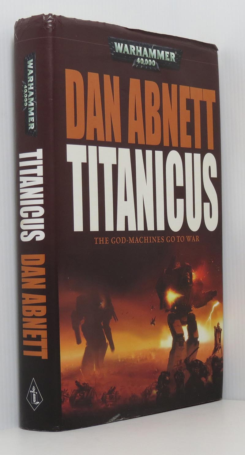 Image for Titanicus (Warhammer 40000)