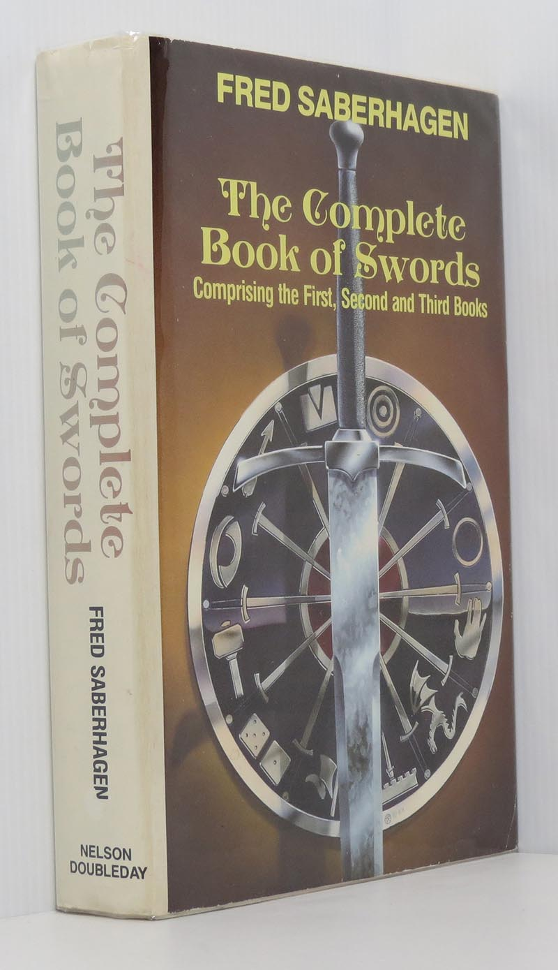 Image for The Complete Book of Swords (Omnibus, Volumes 1, 2, 3)