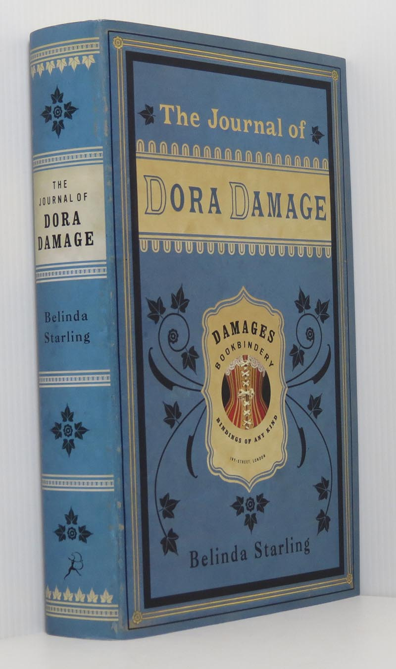 Image for The Journal of Dora Damage