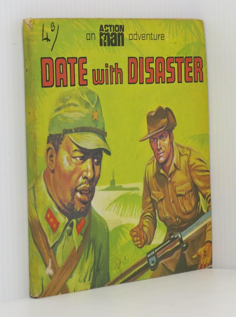 Image for Action Man Adventures - Date with Disaster