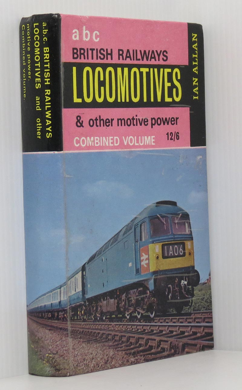 Image for ABC British Railways Locomotives & Other Motive Power combined volume Nov 1964