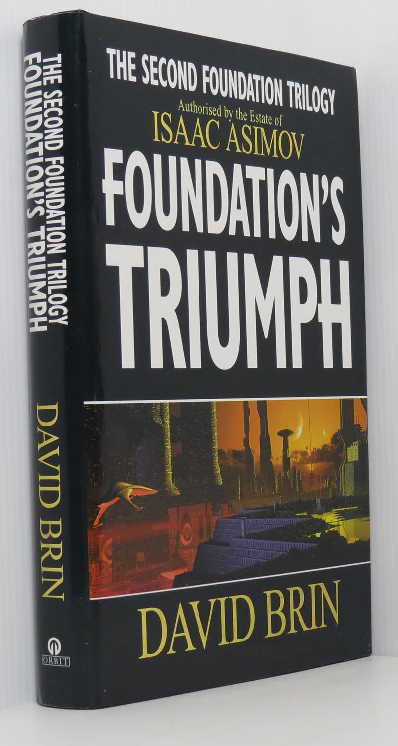 Image for Foundation's Triumph (Second Foundation Trilogy)