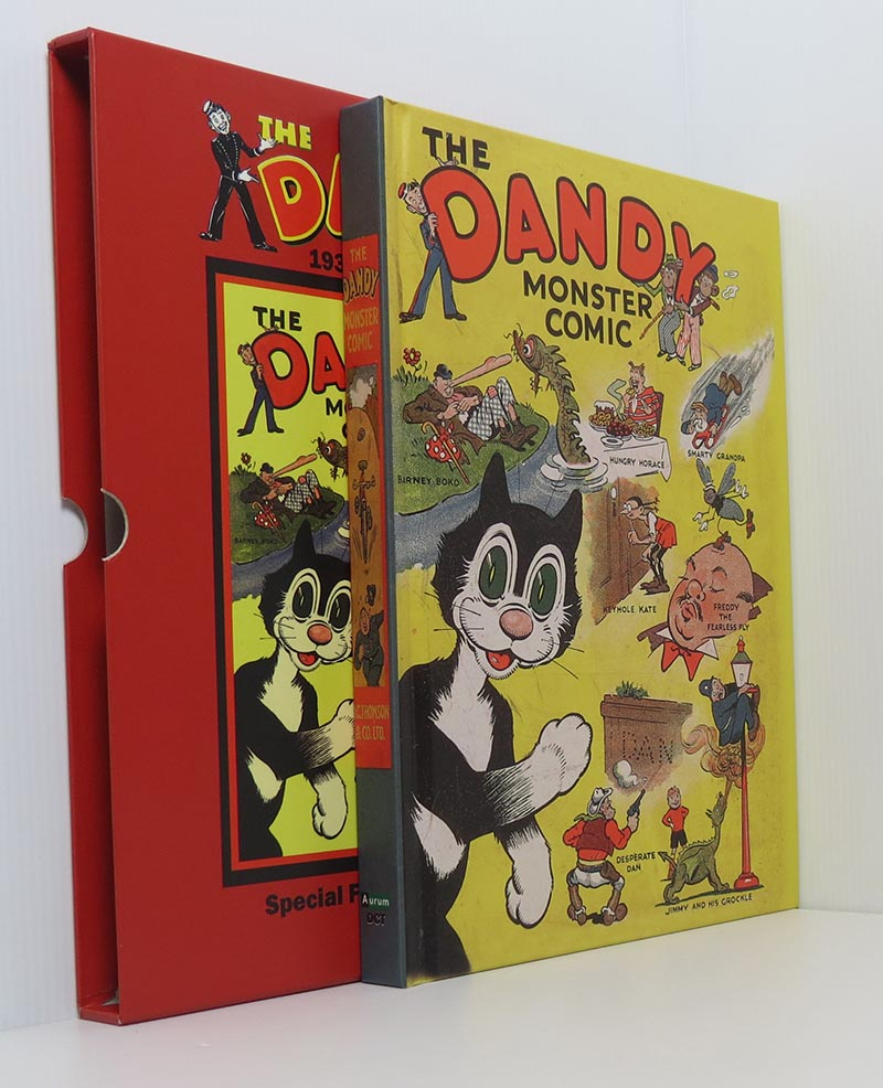 Image for The Dandy Monster Comic 1939: Facsimile Edition of the First Ever Dandy Annual