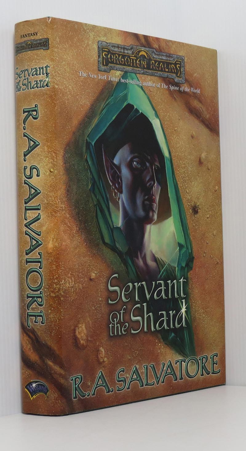 Image for Servant of the Shard (Forgotten Realms: Paths of Darkness, Book 3)