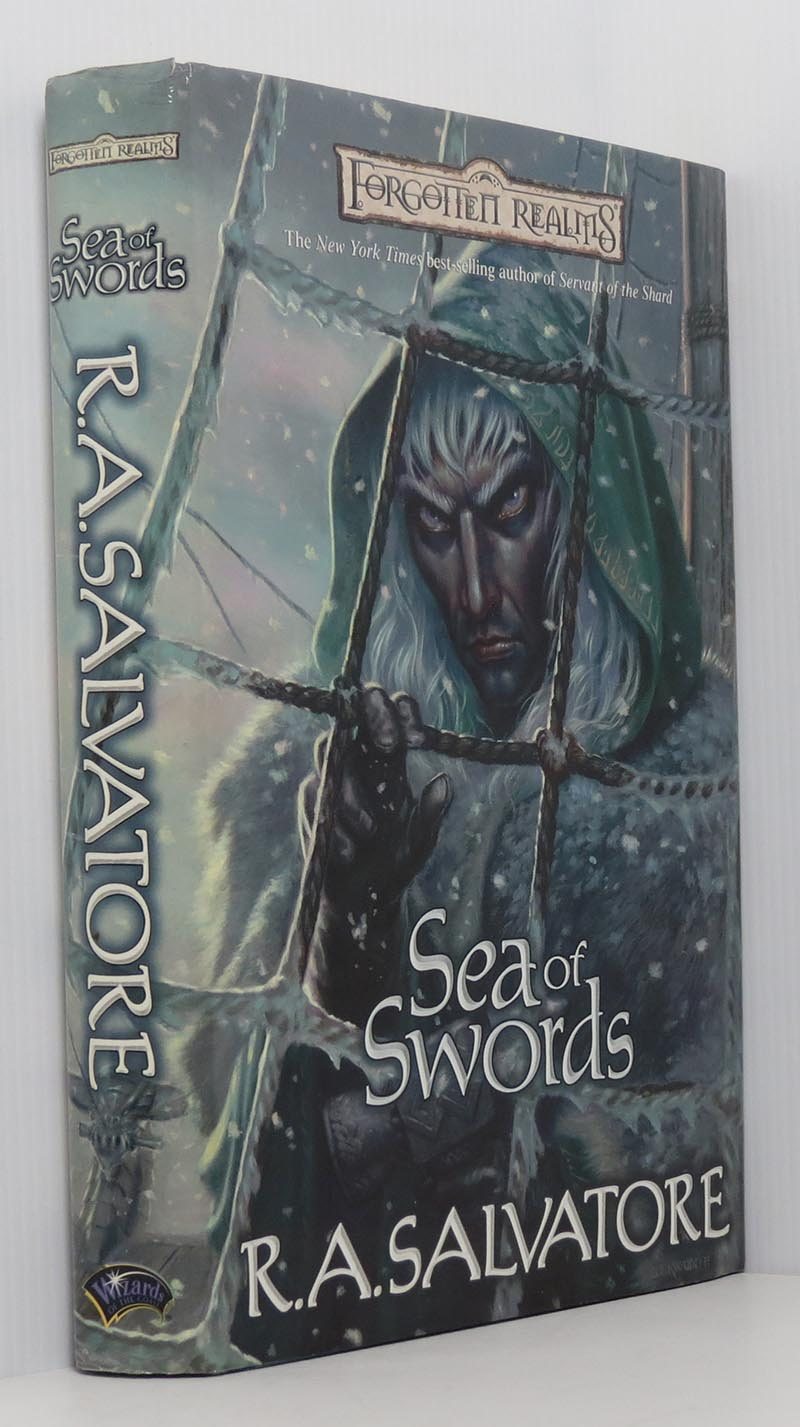 Image for Sea of Swords (Paths of Darkness)