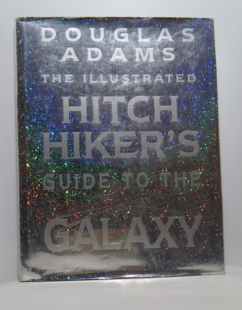 Image for The Illustrated Hitch Hiker's Guide to the Galaxy