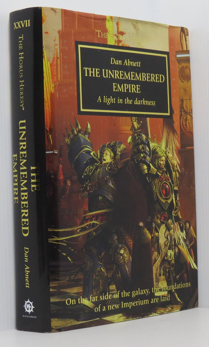 Image for The Unremembered Empire: A Light in the Darkness (Collectors Edition The Horus Heresy)